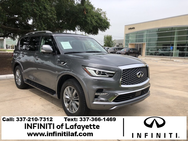 Pre-Owned 2018 INFINITI QX80
