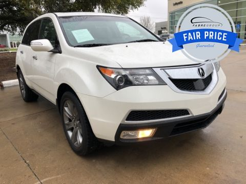 Pre-Owned 2011 Acura MDX 3.7L Advance Package