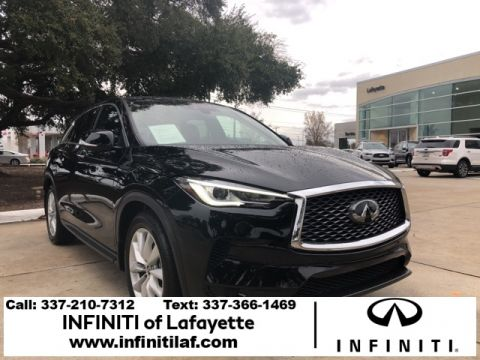 Pre-Owned 2019 INFINITI QX50 PURE
