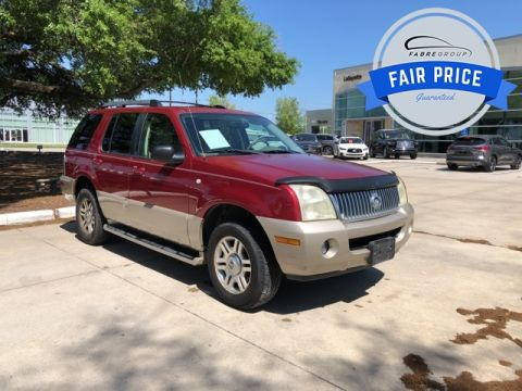 Pre-Owned 2005 Mercury Mountaineer