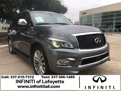 Pre-Owned 2015 INFINITI QX80