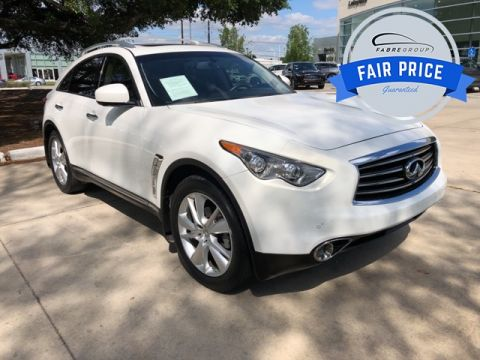 Pre-Owned 2013 INFINITI FX37