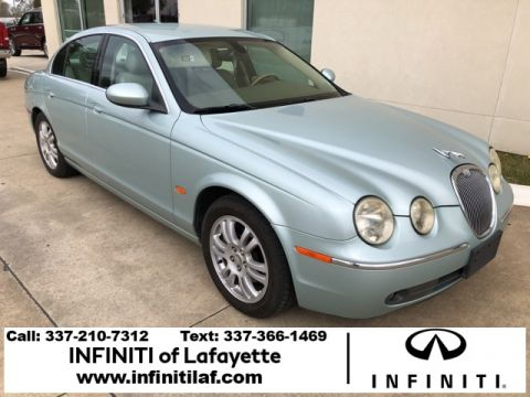 Pre-Owned 2005 Jaguar S-TYPE 3.0